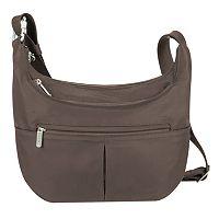 Travelon Classic RFID-Blocking Anti-Theft Slouch Hobo Bag