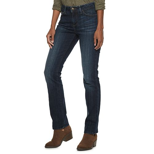 Women's Lee Secretly Shapes Straight-Leg Jeans