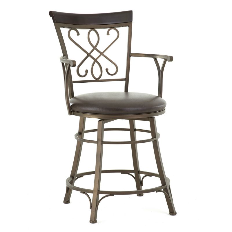 Metal Counter Height Chairs
