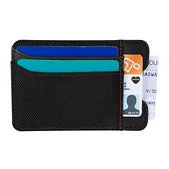 Travelon Safe ID Accent RFID-Blocking Money Clip Wallet