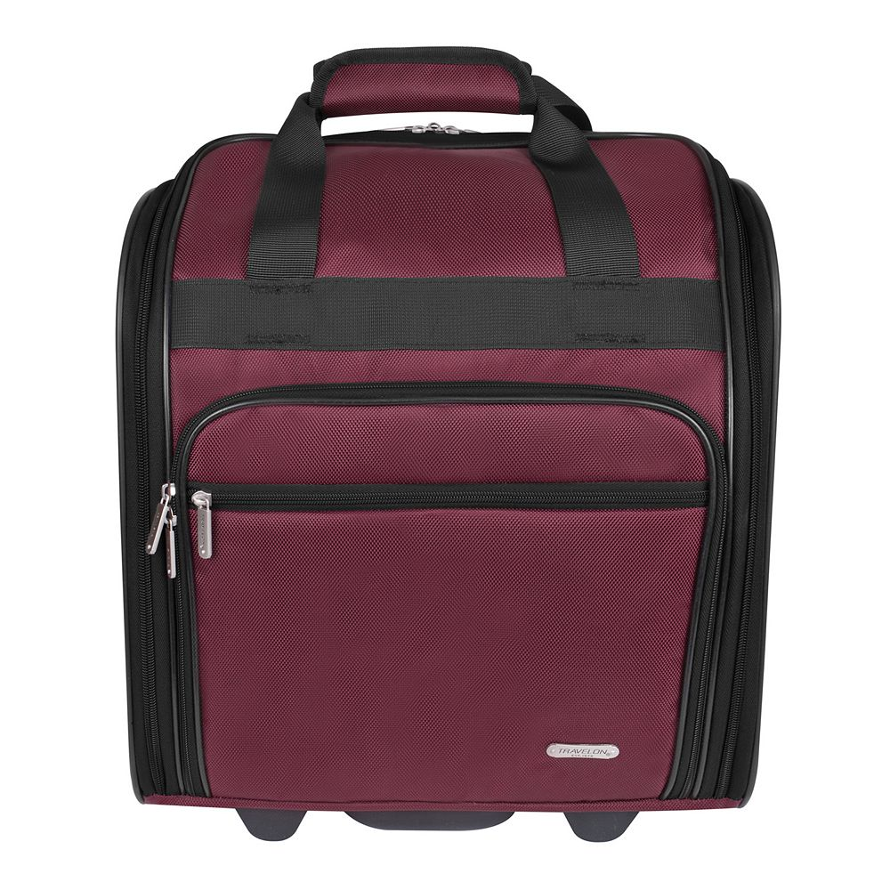 Travelon 15-Inch Wheeled Carry-On