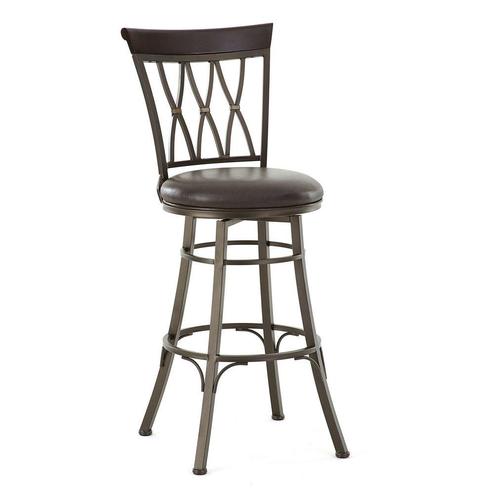 Bali Swivel Bar Chair