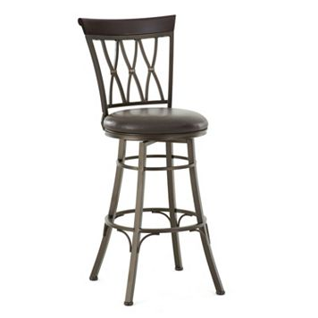 Bali Swivel Bar Chair