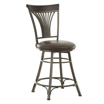 Karol Swivel Counter Chair