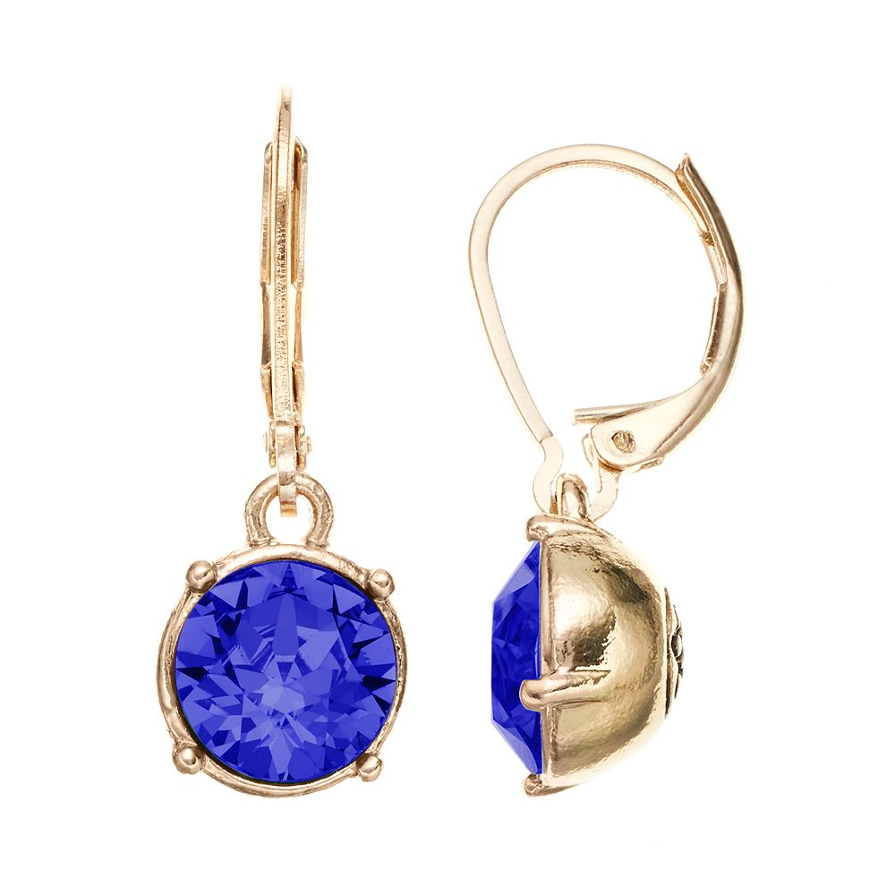 Dana Buchman™ Circle Drop Earrings