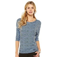 Apt. 9® Slubbed Dolman Top - Women's