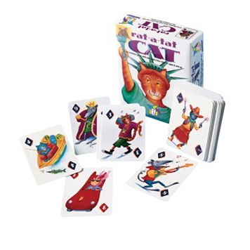 Rat-a-Tat Cat Game by Gamewright