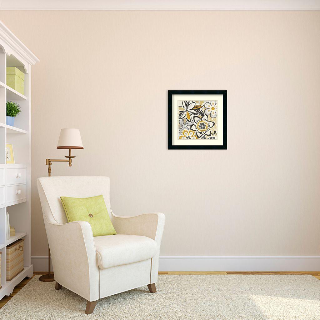 ''Free Wheelin I'' Framed Art Print