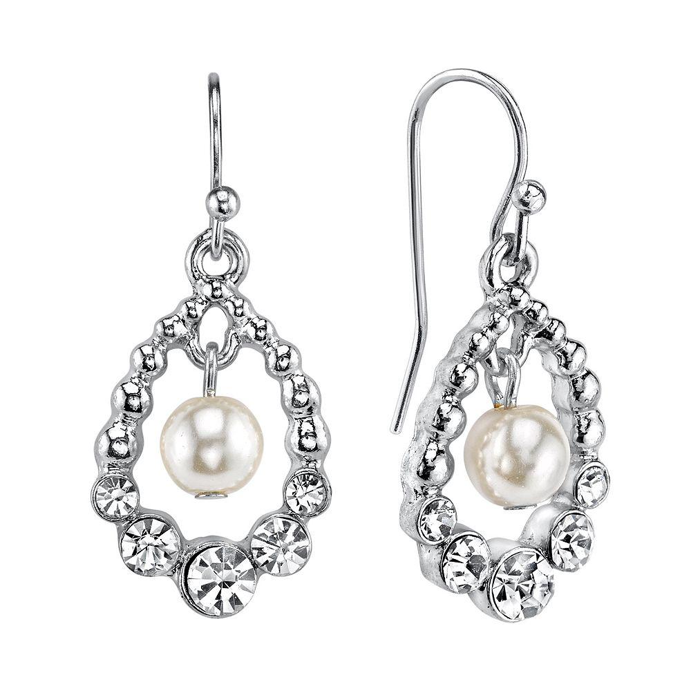 1928 Teardrop Earrings
