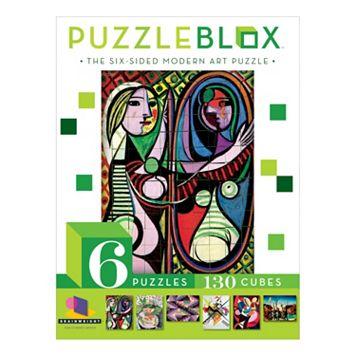 Modern Art Puzzle Blox by Brainwright