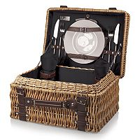 Picnic Time Champion Willow Picnic Basket