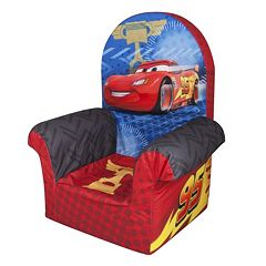 Disney / Pixar Cars Marshmallow High Back Kids Chair by Spin Master