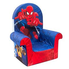 Spider-Man Marshmallow High Back Kids Chair by Spin Master