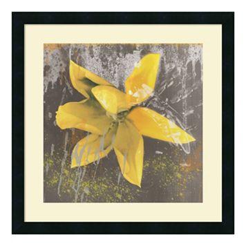 ''Tulip Fresco'' Framed Art Print by Erin Clark