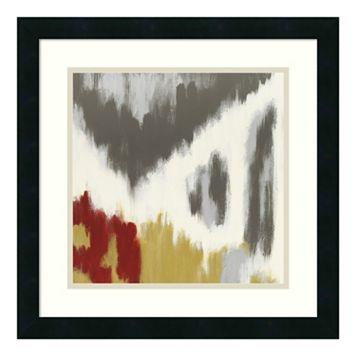 ''Vibrant I'' Framed Art Print by Rita Vindedzis