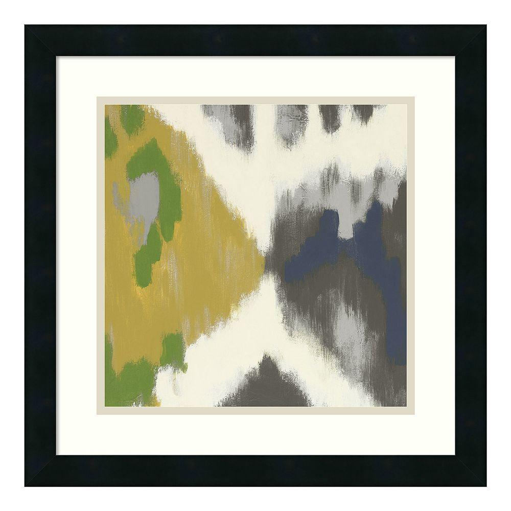 ''Vivid II'' Framed Art Print by Rita Vindedzis