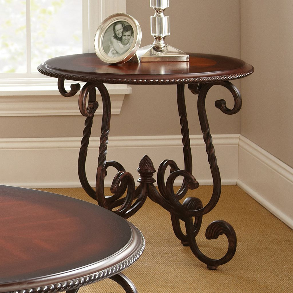 Crowley End Table