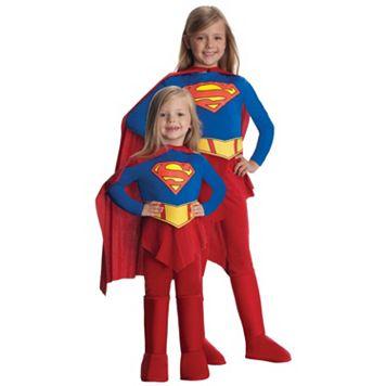 DC Comics Supergirl Costume - Kids