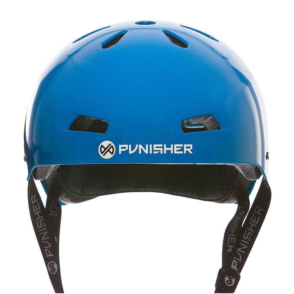 Punisher Skateboards 13-Vent Skate Helmet - Kids