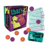 That's It! Party Game by Gamewright