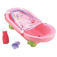 Fisher-Price Pretty in Pink Hippo Tub