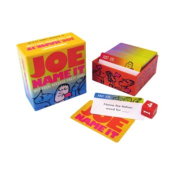Joe Name It Party Game by Gamewright