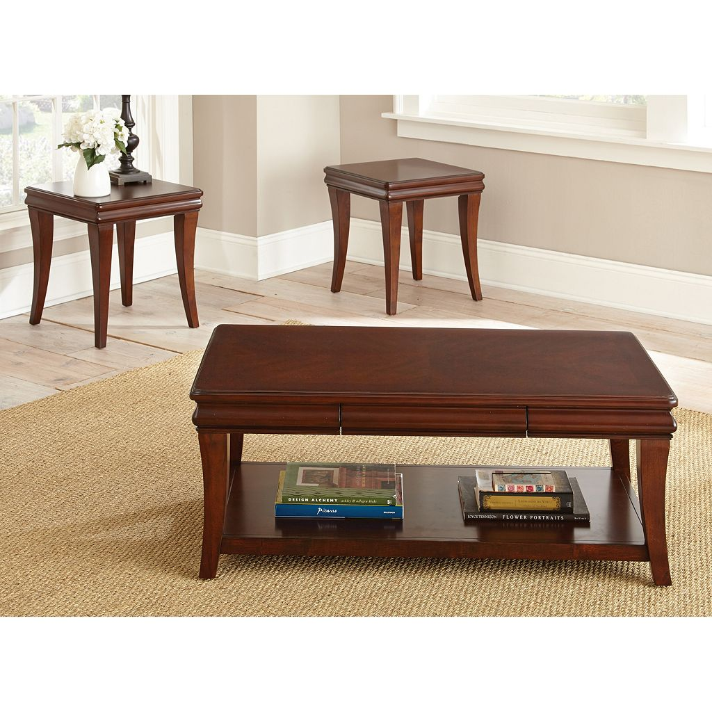 Aubrey 3-piece Coffee and End Table Set