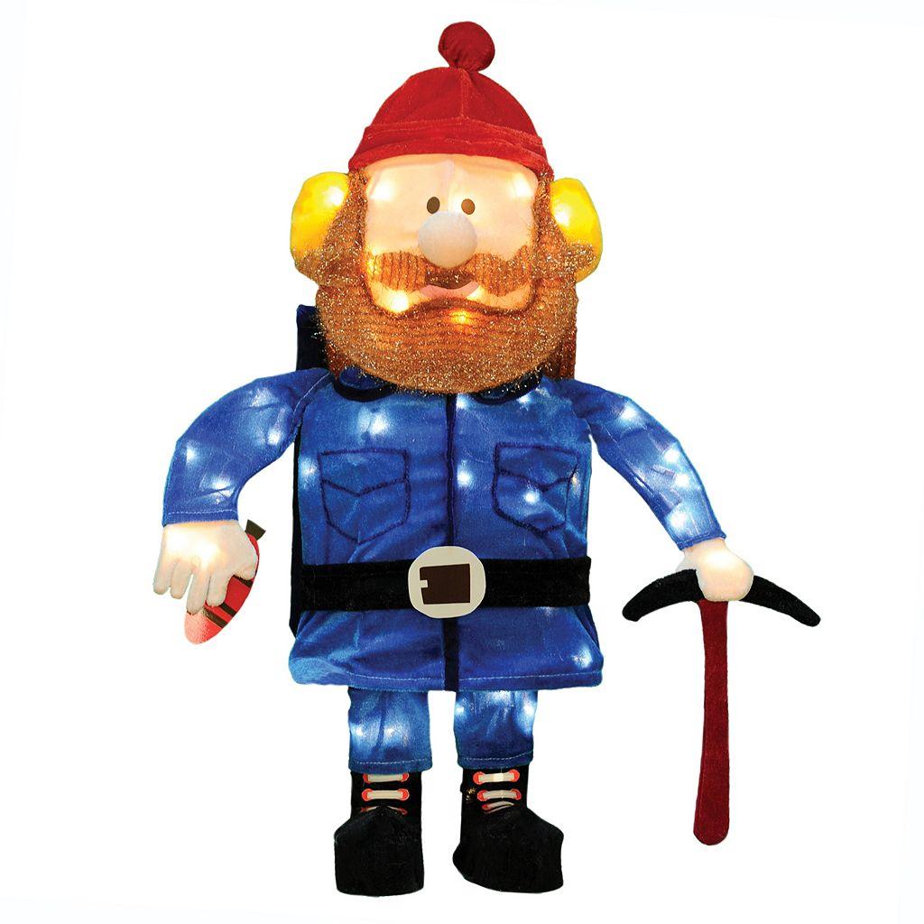 Rudolph Yukon Cornelius 24-in. Pre-Lit Christmas Decor - Indoor & Outdoor