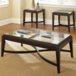 Mayfield 3-piece Coffee & End Table Set