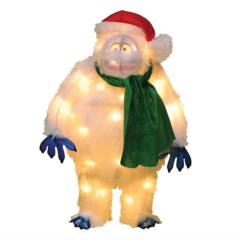 Rudolph Bumble Outdoor Christmas Decorations : Lighted christmas decoration kohl s