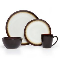 Pfaltzgraff Everyday Lunar 16 pc Dinnerware Set