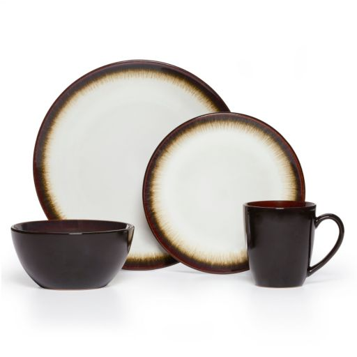 Pfaltzgraff Everyday Lunar 16-pc. Dinnerware Set