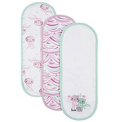 Just Born 3-pk. Burp Cloths