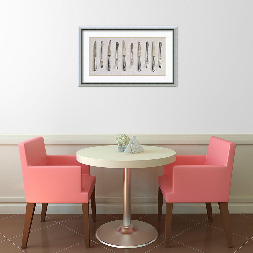''Antique Collection I'' Framed Art Print by Assaf Frank