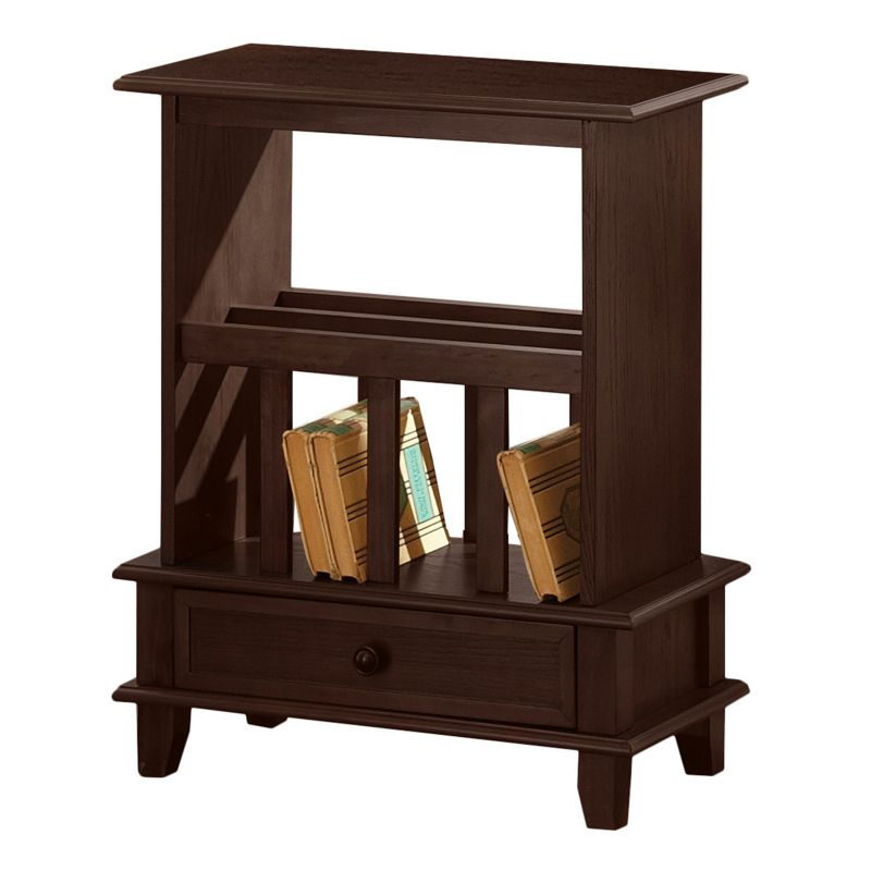 Jordan End Table, Brown