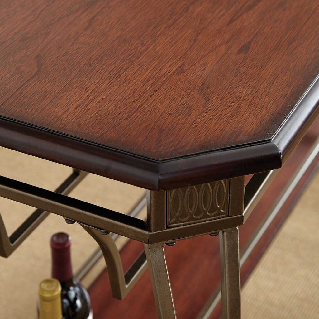 Greensboro 3-piece Bar Table and Stool Set