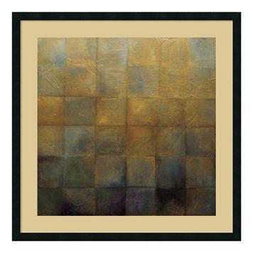 ''Modra'' Framed Art Print by Wani Pasion