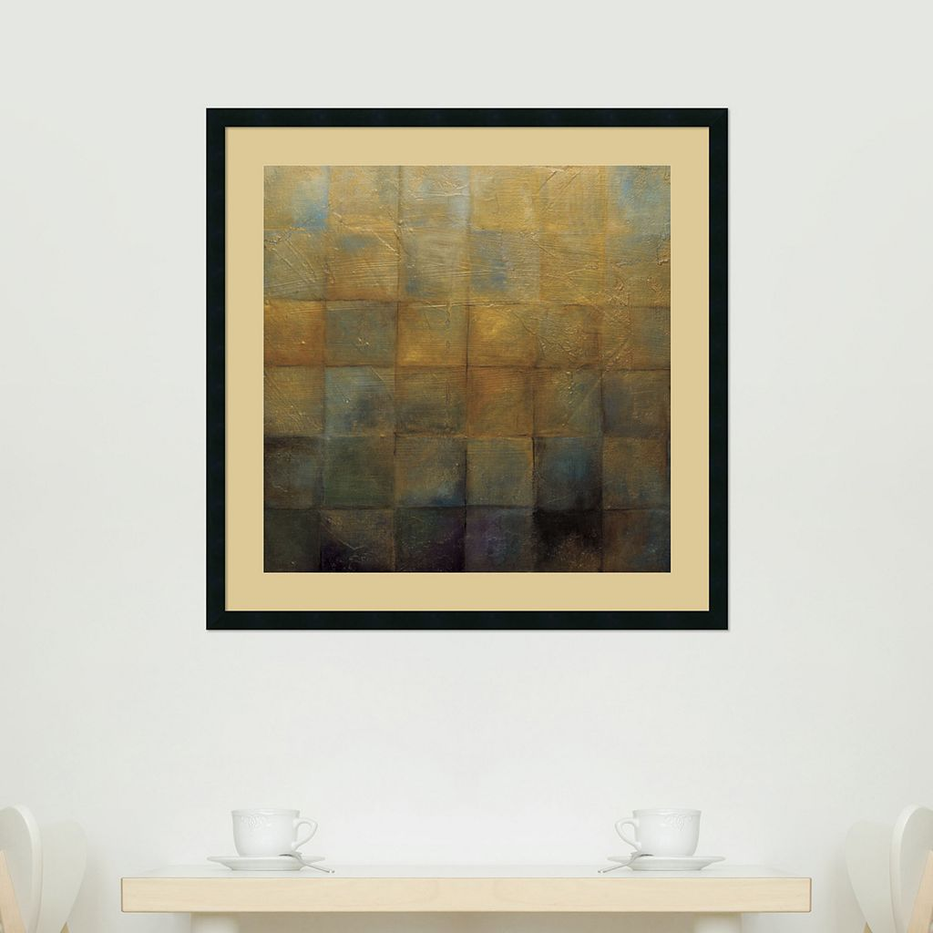 ''Modra'' Framed Art Print by Wani Pasion