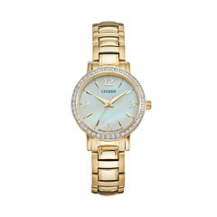 Citizen Women's Stainless Steel Watch - EL3042-50Y