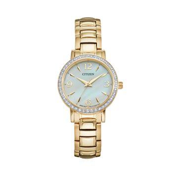 Citizen Women's Stainless Steel Watch - EL3042-50Y