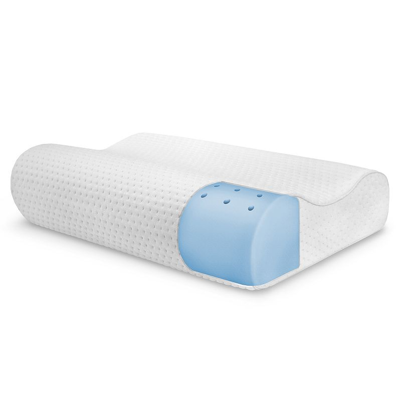 SensorPEDIC Luxury Extraordinaire Memory Foam Contour Pillow