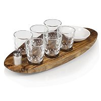 Picnic Time Cantinero Shot Glass Serving Set