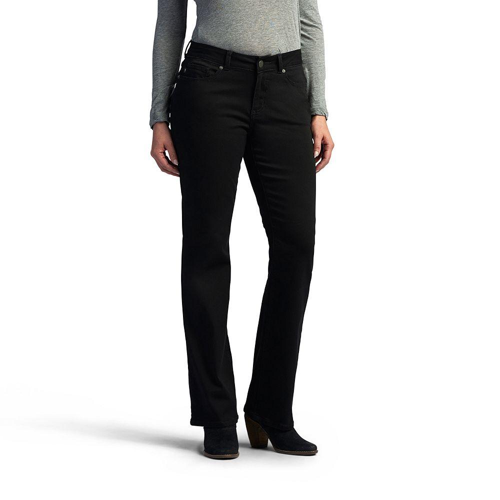 Women's Lee® No Gap Waistband Curvy Fit Bootcut Jeans