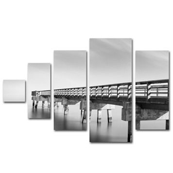 Infinity Panorama 5-piece Canvas Wall Art Set