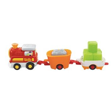 VTech Go! Go! Smart Wheels Carry-All Cargo Train
