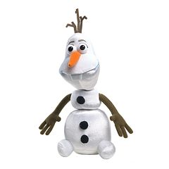 Disney Frozen Talking Olaf Pull-A-Part Plush