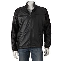 Excelled Leather Moto Jacket - Men
