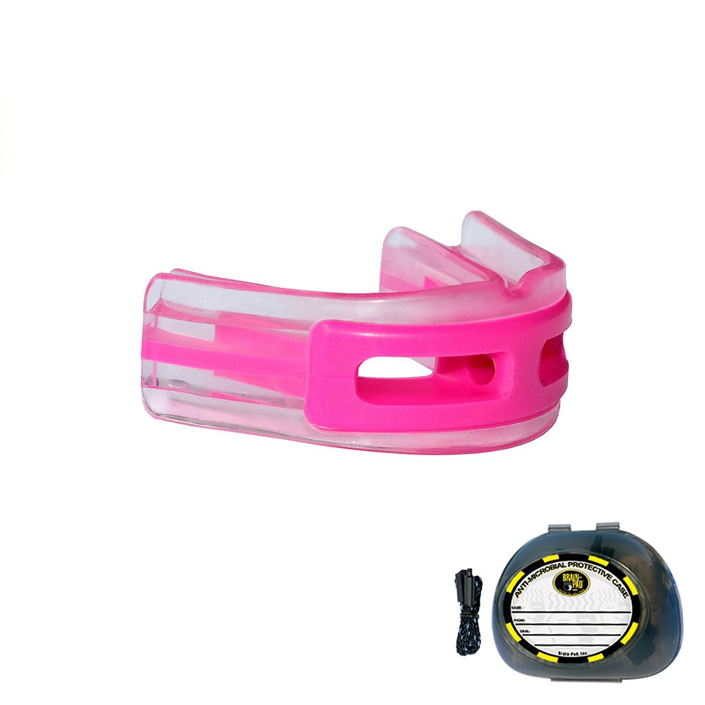 Brain-Pad LoPro+ Double Laminated Mouthguard - Girls