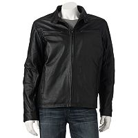 Men's Excelled Leather Racer Jacket
