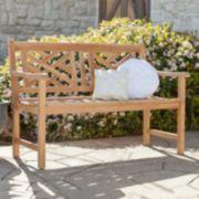 Jordan Chippendale Outdoor Bench